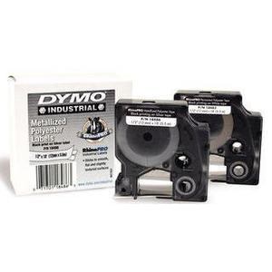 "Dymo 18055 Refill Cartridge, Heat Shrink, 1/2"" x 5'"