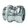 EMT Compression Connectors (Raintight) - Steel