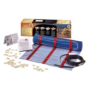 Easyheat SAM1033 Self-Adhesive Mat System, Heated