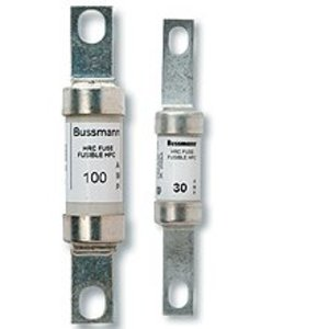 Eaton/Bussmann Series 80K07CR 80 Amp HRC Form II Current Limiting Fuse, 600Vac/250Vdc