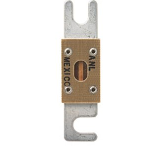 Eaton/Bussmann Series ANL-150 Fuse, 150 Amp, Non-Time-Delay, Low Voltage Limiter, 32VAC