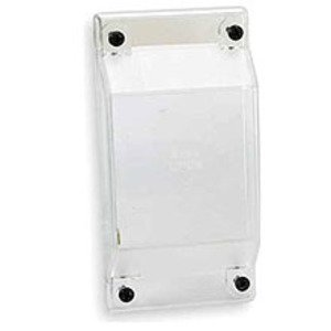 Eaton/Bussmann Series CPDB-1 One-Pole Power Distribution Block Cover, 163 Series