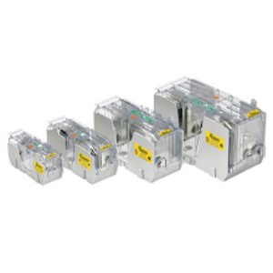 Eaton/Bussmann Series CVR-J-60400-M Fuse Block Cover, Class J Knifeblade, No Indication, 600VAC, 400A
