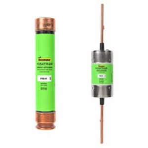 Eaton/Bussmann Series FRS-R-3-1/2 Fuse, 3-1/2 Amp Class RK5 Dual-Element, Time-Delay, 600V, Fusetron
