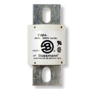 Eaton/Bussmann Series FWH-6.30A6F Fuse, 6.3A, 500VAC, High Speed, Ferrule, 6 x 32mm, 50kAIC