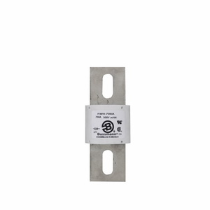 Eaton/Bussmann Series FWH-700A 700 Amp North American Style Stud Mount High Speed Fuse, 500V