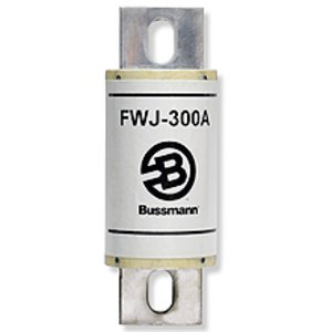 Eaton/Bussmann Series FWJ-1600A 1600 Amp North American Style Stud Mount High Speed Fuse, 1000V