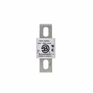 Eaton/Bussmann Series FWX-400A Fuse, 400A North American Style Stud Mount High Speed, 250VAC