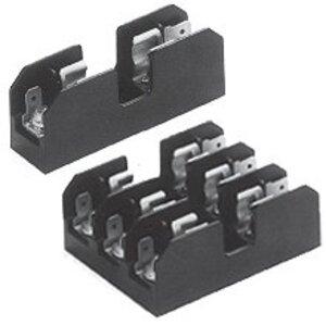 Eaton/Bussmann Series G30060-3CR Fuse Block, Class G, 3-Pole, 35-60A, 480V, Box Lug w/Retaining Clip