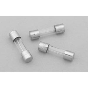 Eaton/Bussmann Series GDC-2A Fuse, 2 Amp IEC Time-Delay Glass, 5mm x 20mm, 250V