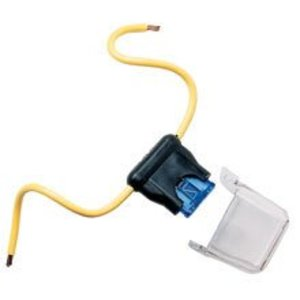 Eaton/Bussmann Series HHD Fuse Holder, Automotive In-Line, ATC Blade-Type Fuses, 3-30A, Black