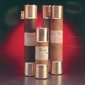 Eaton/Bussmann Series JCL-A-4R Fuse, 130A R-Rated, for Motor Circuit Protection, 4800V, Hookeye