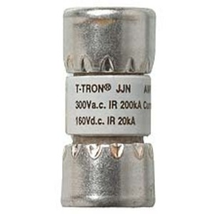 Eaton/Bussmann Series JJN-100 Fuse, 100 Amp, Class T, Very-Fast-Acting, Current-Limiting, 300V