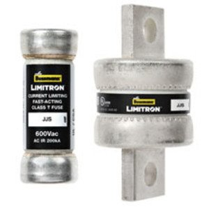 Eaton/Bussmann Series JJS-10 Fuse, 10 Amp Class T Very-Fast-Acting, Current-Limiting, 600V