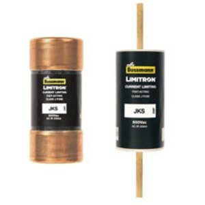 Eaton/Bussmann Series JKS-10 Fuse, 10 Amp Class J Quick-Acting, Current-Limiting, 600V