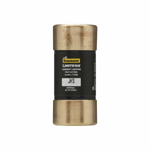 Eaton/Bussmann Series JKS-45 Fuse, 45 Amp Class J Quick-Acting, Current-Limiting, 600V