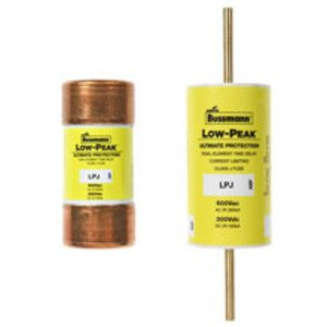 Eaton/Bussmann Series LPJ-150SPI Fuse, 150 Amp Class J Dual-Element, Time-Delay, Indication, 600V