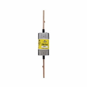Eaton/Bussmann Series LPS-RK-125SPI 125 Amp Class RK1 Dual Element, Time-Delay Fuse, Indication, 600V