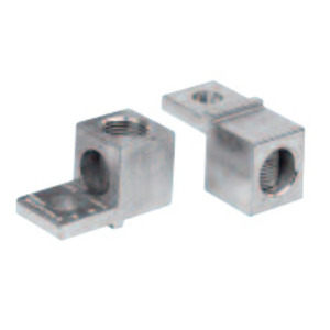 Eaton/Bussmann Series LUG1-3 Terminal Lug Kit for Disconnect Switch, 3 Lugs, 6 AWG - 300 kcmil
