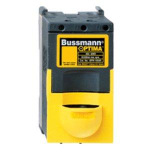 "Eaton/Bussmann Series OPM-1038R Fuse Holder, Overcurrent Protection Module, 13/32"" x 1-1/2"" Class CC"