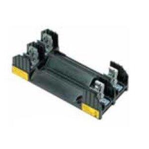 Eaton/Bussmann Series R60060-1CR Fuseblock, Class R, 1P, 31 - 60A, 600VAC, Box Lug Terminal, w/Clip, Limited Quantities Available