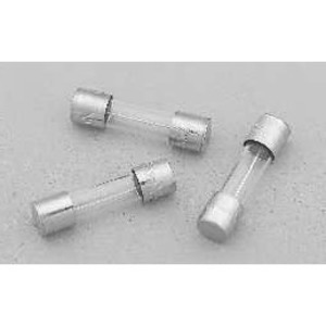 Eaton/Bussmann Series S500-2-R Fuse, 2A , Low-Break, Fast-Acting, Glass, 5mm x 20mm, 250V, RoHS