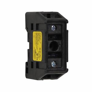 Eaton/Bussmann Series TCFH30N Fuse Holder for CUBEFuse Fuses, 30 Amp, 600VAC, 300VDC