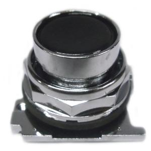 Eaton 10250T101 30.5 mm, Heavy-Duty, Pushbutton Operator, Flush, Black