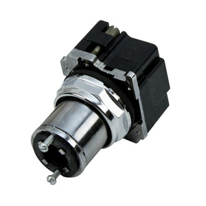 Eaton 10250T6033 Selector Switch, 30mm, w/o Button, 3-Position, Illuminated, 120VAC