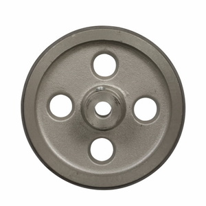 "Eaton 20154301 Encoder, Measuring Wheel, 12"" Rubber, 3/8"" Bore, for Shaft Encoder"