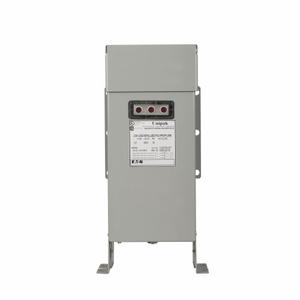 Eaton 2043PMURF Fixed Capacitor, 20 Kvar 480v 3ph W/lts & Fuses