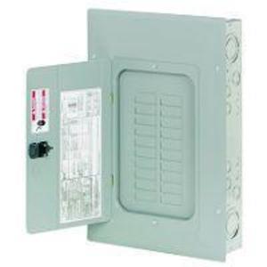 Eaton 3BR3042L200 Load Center, Main Lug, 200A, 208Y/120/240VAC, 3PH, 30/42, NEMA 1