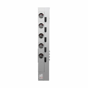 Eaton 3MM520R 3 Phase Ring Mm, 5 Sockets, 200a