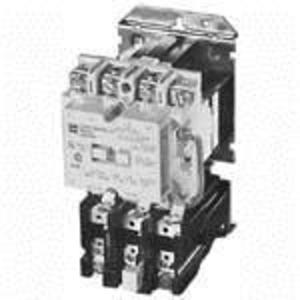 Eaton A200M2CAC Starter, 45A, Size 2, 3P, Thermal Overload, 120VAC Coil, Open