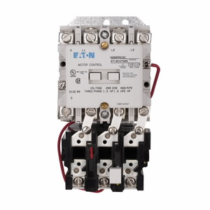 Eaton A200MACACD NEMA Full Voltage Non-reversing Starter