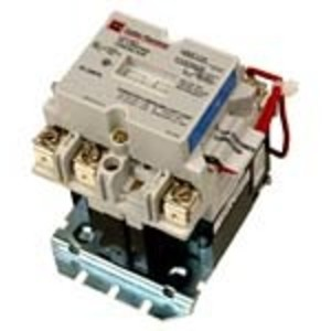 Eaton A202K1CA Lighting Contactor, 3P, 30A, 120VAC Coil, Open, Magnetically Latch