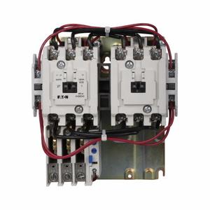 Eaton AN56DN0AB-R44 Starter, NEMA, Size 1, 120VAC Coil, 1827A, 3PH, 3P, Open, 600VAC