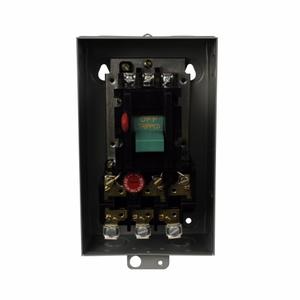 Eaton B100S1BA Nema 1 General Purpose Enclosed Operated Starter