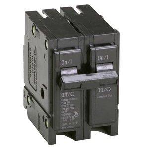 Eaton BR225 Breaker, 25A, 2P, 120/240V, Type BR, 10 kAIC