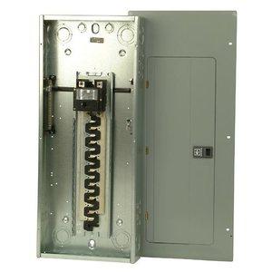 Eaton BR3030B150 Load Center, Main Breaker, 150A, 120/240V, 1PH, 30/30, NEMA 1