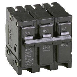 Eaton BR340 Breaker, 40A, 3P, 240V, 10 kAIC