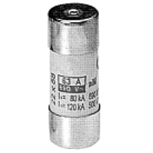 Eaton/Bussmann Series C22G4S Fuse Link, 45 Amp Cylindrical, Class gG/gL, 22x58mm, No Indicator