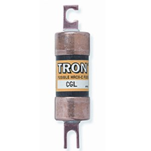 Eaton/Bussmann Series CGL-60 60 Amp HRC Form II Class CC Current-Limiting Fuse, 600V