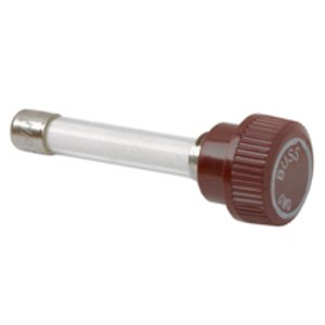 Eaton/Bussmann Series GMQ-2-1/2 2-1/2 Amp Time-Delay, Rejection Style In-Line Fuse, 300V