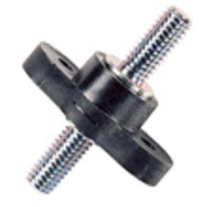 Eaton/Bussmann Series JB3816-2 Junction Block, Stud Type, 3/8-16, Ground or Power Connection Point