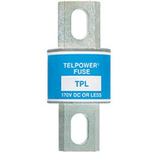Eaton/Bussmann Series TPL-CR Fuse, DC Power Distribution, 400A, 170VDC, 100kA, Telepower