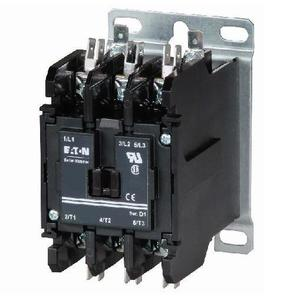 Eaton C25DND330A Contactor, Definite Purpose, 3P, 30A, 110 -120VAC Coil, 600VAC