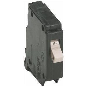 Eaton CH120 Breaker, 20A, 1P, 120/240V, 10 kAIC, Type CH
