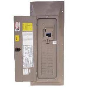 Eaton CH8JFM Loadcenter, Mechanical Interlock Cover, NEMA 1, Size J