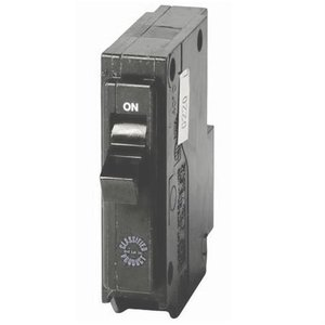 Eaton CHQ120 Breaker, 20A, 1P, 120/240V, 10 kAIC, Classified